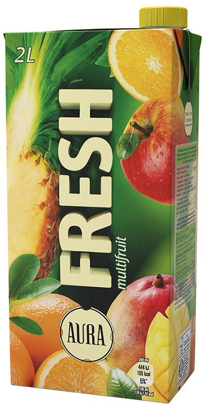 Aura Fresh Multimehujuoma 2L