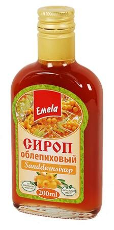 EMELA - Tyrnisiirappi 200ml